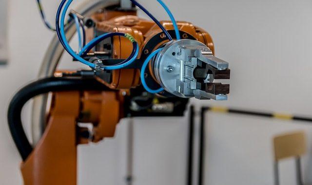 nowoczesna robotyka