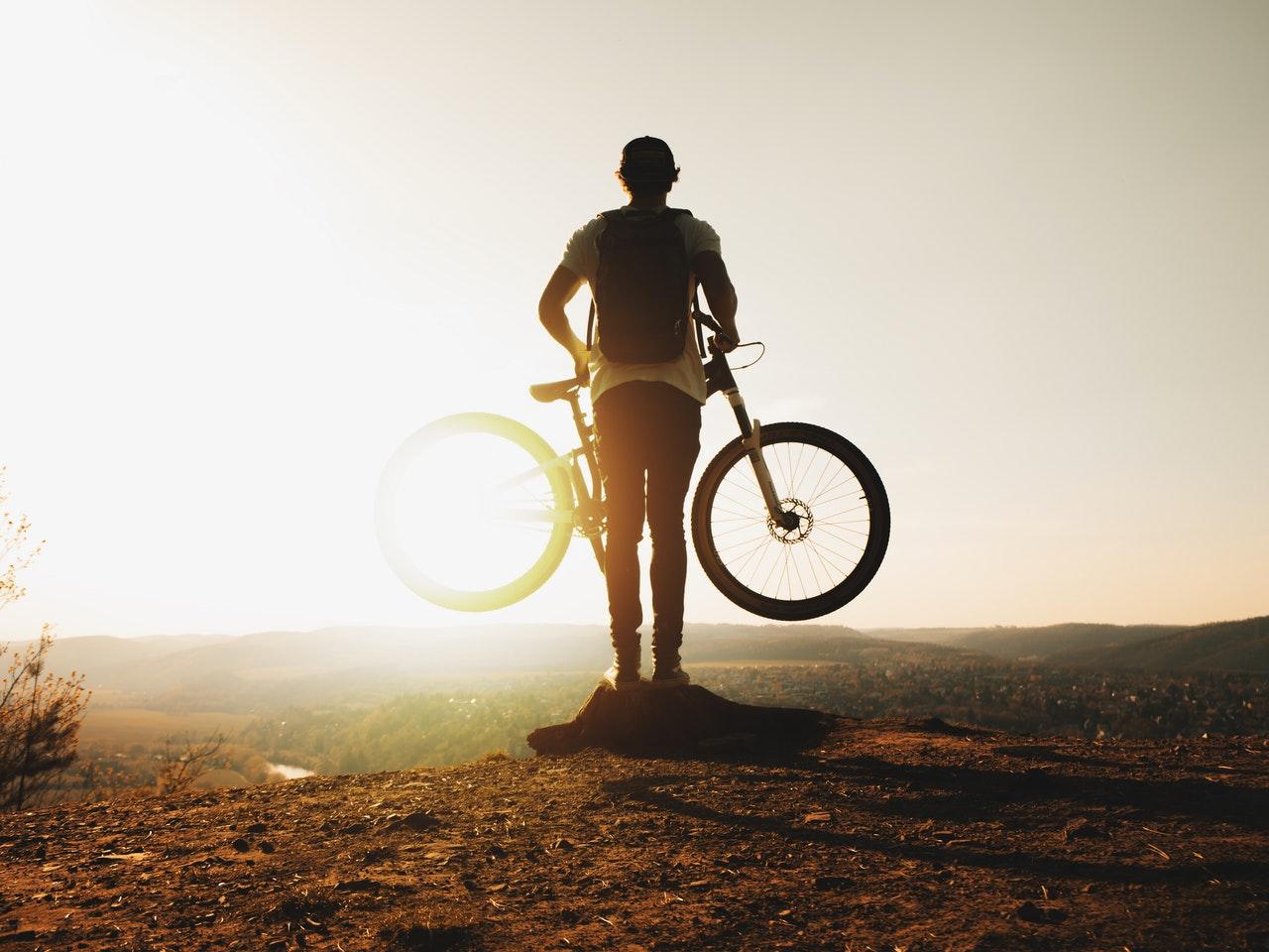Trekkingowe rowery elektryczne