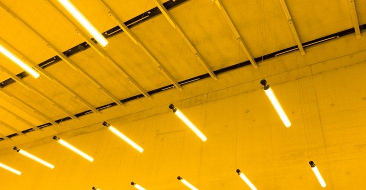 system sterowania oświetleniem