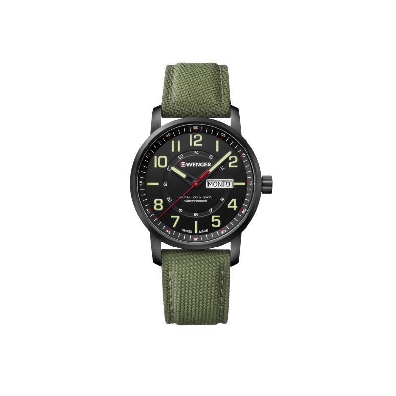 Zegarek Wenger 01.1541.104 – postaw na szwajcarską precyzję