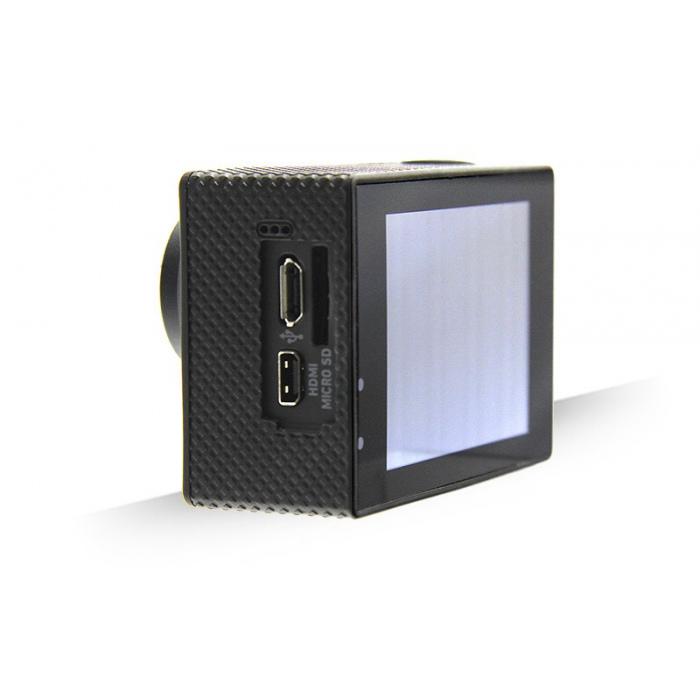 Najlepsza kamera sportowa Sony 4K full HD WiFi Orllo XPRO.