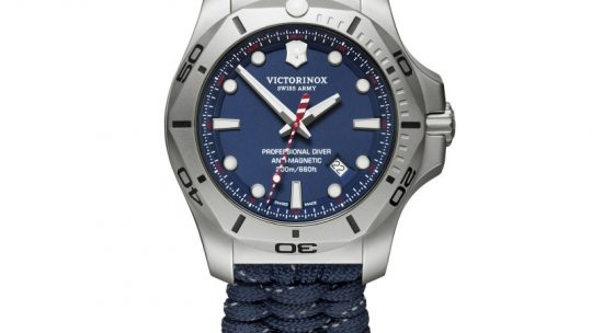 Poznaj zalety zegarka Victorinox 241843