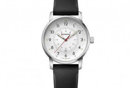 Poznaj wszystkie funkcje zegarka WENGER 01.1641.113
