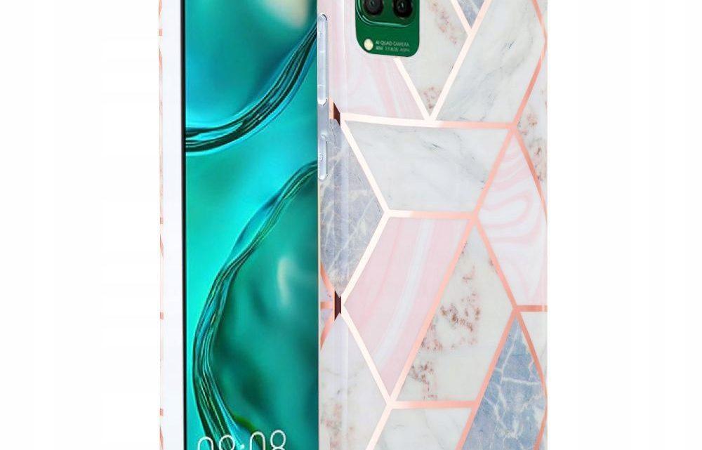 Nowoczesny smartfon Huawei P40 Lite