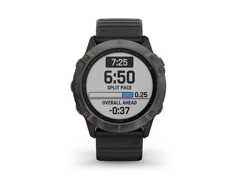 Garmin Fenix 6X Pro Solar – wysokiej jakości zegarek GPS