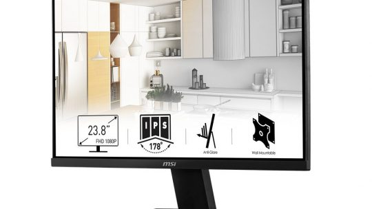 Dlaczego warto wybrać monitor msi pro mp241?
