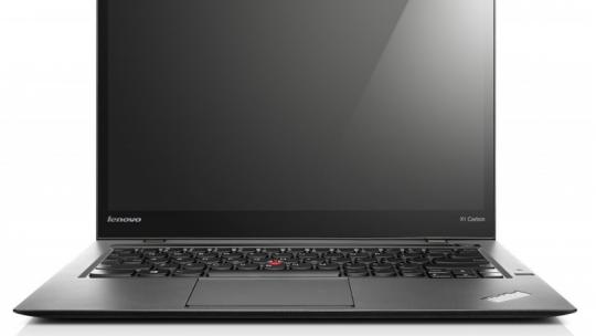 Lenovo Carbon x1 Gen 3 – Cienki i kompaktowy