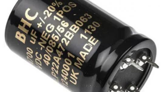 Kondensatory elektrolityczne – Jak są zbudowane?