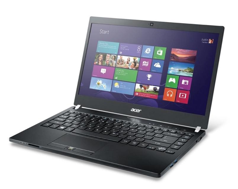 Acer Travelmate P645-S – Komputer do biura jak i użytku domowego